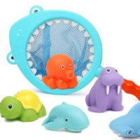 beiens 贝恩施 婴儿洗澡戏水玩具套装 1-3岁