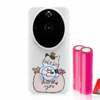 Spotmau 斑点猫 电子智能门铃 招财猫