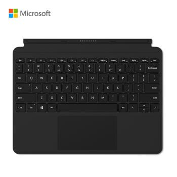 Microsoft 微软 Surface Go 专业键盘盖 黑色