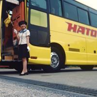 JCB X 日本东京哈多巴士