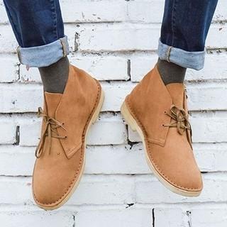 网易严选 1269001 男士沙漠靴  *2双