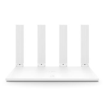 HUAWEI 华为 WS5200 双核版 1200M WiFi 5 家用路由器 白色