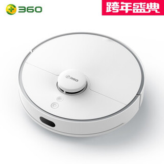 360 360 S5 扫地机器人 (白色)
