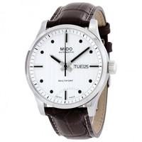 MIDO 美度 Multifort 舵手系列 M005.430.16.031.80 男士机械腕表