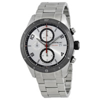 复活节狂欢、银联专享:MONTBLANC 万宝龙 TimeWalker 时光行者系列 116099 男士机械腕表
