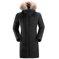 KAILAS 凯乐石 KG320171 女款毛领加厚长款羽绒外套