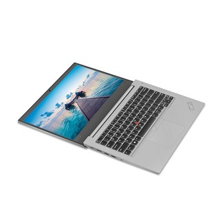 ThinkPad 翼490(2BCD)14英寸笔记本电脑(i5-8265U、8GB、256GB、RX550X 2G)冰原银