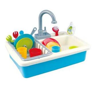 PLAYGO 贝乐高 3600 餐具清潔套裝洗碗清洁小水池