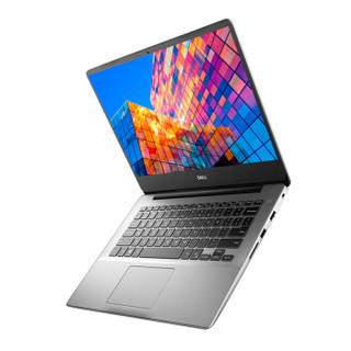 DELL 戴尔 Ins 14-5488-R1505S 灵越14 燃 轻薄窄边框笔记本电脑 (冰河银、14英寸、1920×1080、集成显卡、256GB SSD、8GB、Intel Core i5-8265U)
