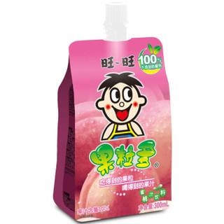 Want Want 旺旺 果粒多 蜜桃味果汁饮料 300ml *2件