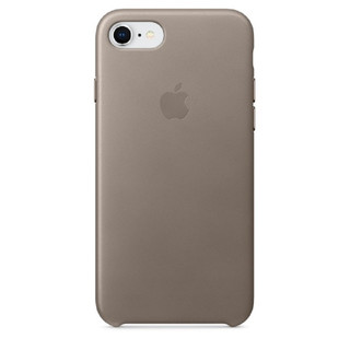 Apple 苹果 iPhone 8/ 7 官方皮革保护套