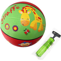 Fisher-Price 费雪 卡通玩具球17cm