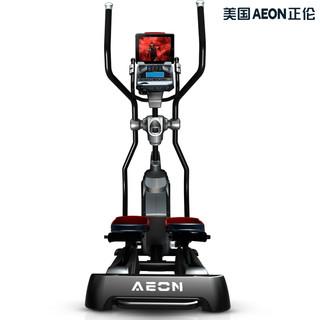 AEON 美国正伦 390D 家用静音椭圆机 (黑色、电磁控式)
