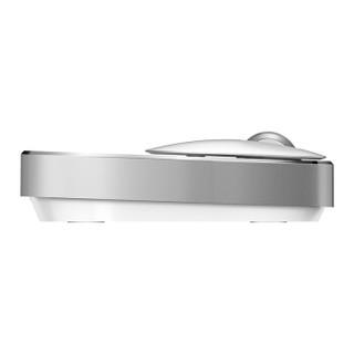 RAPOO 雷柏 M600 Mini 蓝牙多模式无线鼠标 白色