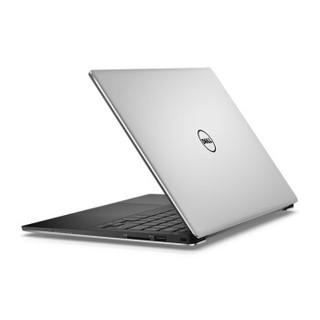 DELL 戴尔  XPS13-9360 高清微边框笔记本电脑 轻薄便携 (银色、13.3英寸、1920×1080、集成显卡、512G SSD、16G、Intel i7低功耗版)