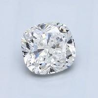 值友专享:Blue Nile 1.01 克拉 垫形钻石(净度VS1、成色G、切割VG)
