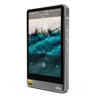 海贝 R6pro 无损HIFI音乐播放器 4.4平衡线 套餐 (1600万真彩色、32G)