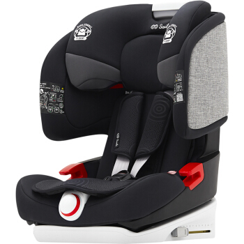 Savile 猫头鹰 M545A 汽车儿童安全座椅 黑色
