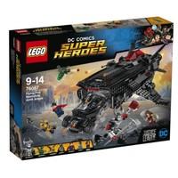 值友专享:LEGO 乐高 超级英雄系列 76087 蝙蝠战车空运攻击
