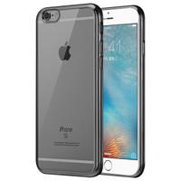 ESK 苹果电镀手机壳 (iPhone6/6sPlus、黑色)