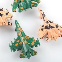 儿童卡通战斗机小飞机套装 4只装