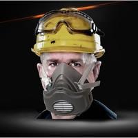 木西木西 防尘呼吸面具 送护目镜+口罩+耳塞+收纳袋