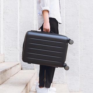 小米90分旅行箱拉杆箱1A 男女万向轮登机行李箱 20英寸