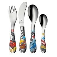 WMF 福腾宝 儿童西餐具不锈钢刀叉 4件套