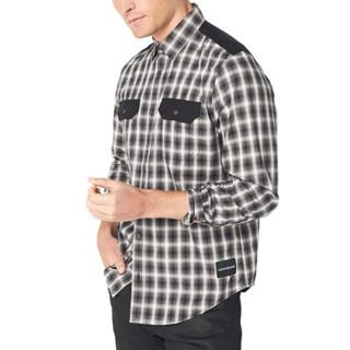 Calvin Klein Jeans 41J5202 男士格子衬衫