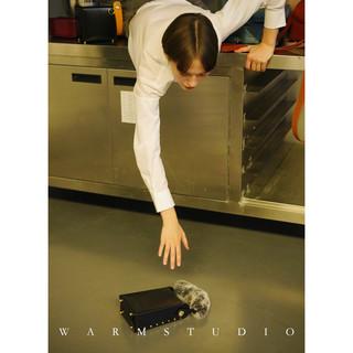 WARMSTUDIO 古良吉吉 烟盒包 黑色(不含毛饰)