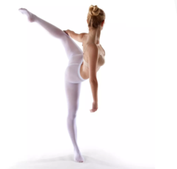 DECATHLON 迪卡侬 女童芭蕾舞紧身裤