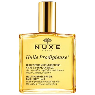 NUXE 欧树 晶亮全效护理油 100ml