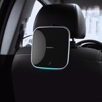 smanic S1 车载空气净化器 智能变频 高效复合过滤(黑色款)