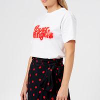 Ganni Harris 女款短袖T恤