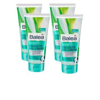 Balea 芭乐雅 植物纤体按摩霜 200ml*4支装