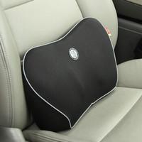 GiGi 吉吉 GT-1330 车用办公室座椅腰枕 黑色