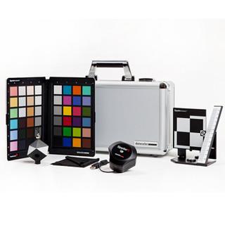 Datacolor Spyder5CAPTURE PRO拍摄套装 红蜘蛛5代校色仪+色卡+立方灰卡 色彩还原电脑显示器摄影色彩校准