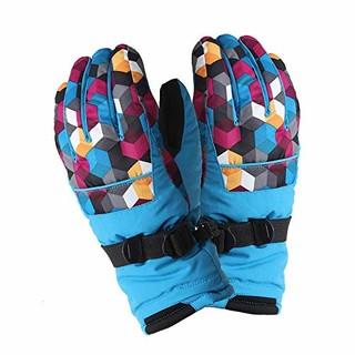KANSOON 凯速 保暖滑雪手套  两双装 *2件