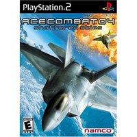 《皇牌空战04:破碎的天空》ps2实体版