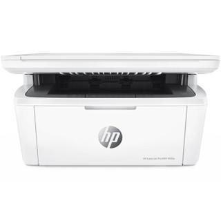 HP 惠普 LaserJet Pro MFP M30w 黑白激光一体机 白色