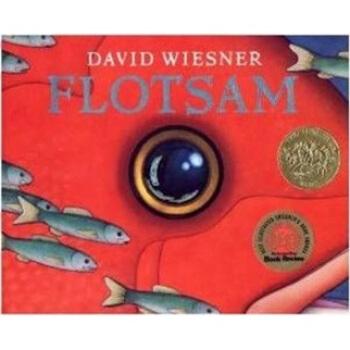 《Flotsam(海底的秘密)》(精装)