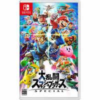 Nintendo 任天堂 NS游戏卡带《任天堂全明星大乱斗》