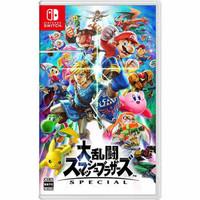 Nintendo 任天堂 《任天堂明星大乱斗:特别版》游戏卡带