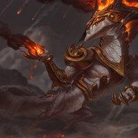 《英雄联盟》灰烬领主 奥瑞利安·索尔