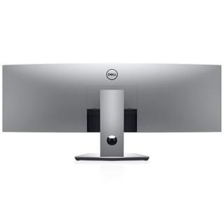 DELL 戴尔 U4919DW 49英寸 IPS曲面显示器(5120x1440、99%sRGB、3800R)