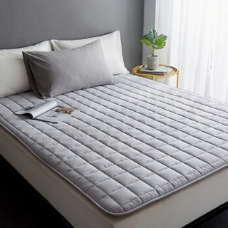 九洲鹿 床垫家纺 软垫舒适透气床垫四季保护垫  1.8米床 180*200cm