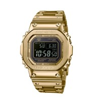 CASIO 卡西欧 G-SHOCK GMW-B5000GD-9PR 男士太阳能电波腕表