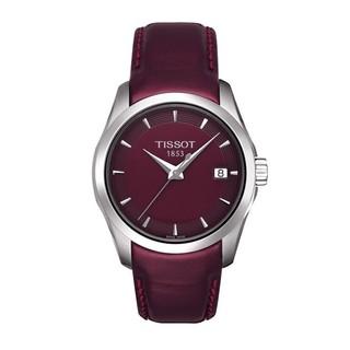 TISSOT 天梭 库图系列 T035.210.16.371.00 女士时装腕表