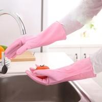 星和良品 单层洗碗手套 3双装