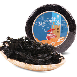 绿帝 紫菜 干货 海苔包饭 寿司 福建海产品 55g *19件